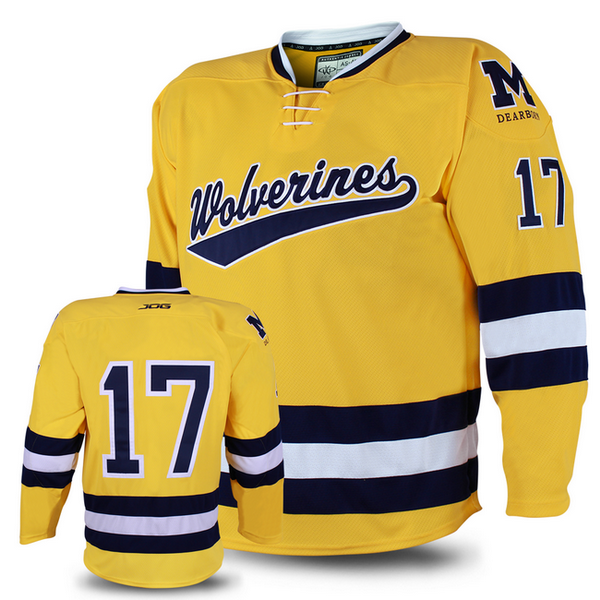 ed 1655 Wolverines yellow Mix