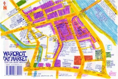Nancy Chandler's Maps on