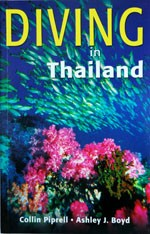 diving in thailand a
